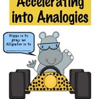 Analogies Acceleration
