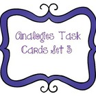Analogy Task Cards Set 3