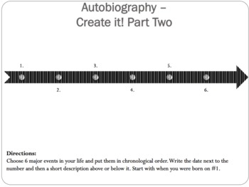 Analyze Biographies and Autobiographies Packet