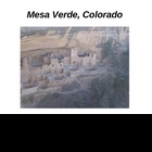 Anasazi and Mesa Verde PowerPoint