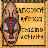 Ancient Africa Trading Activity