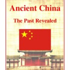Ancient China, A Look Into the Past, Projects and Worksheets