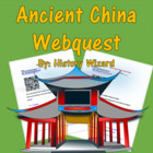 Ancient China Webquest/Internet Worksheet