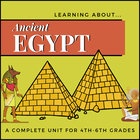 Ancient Egypt (A Unit Study)