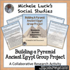 Ancient Egypt Building a Pyramid Assignment Project