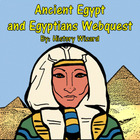 Ancient Egypt Webquest and Journal (2 Lesson Plans)