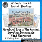 Ancient Egypt Riverboat Tour on Sites & Pharaohs of Egyptians