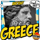 Ancient Greece Activity and Note Bundle Common Core Grades 5-8
