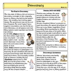 Ancient Greece:  Democracy