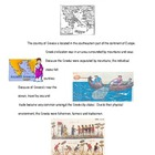 Ancient Greece Modified Unit Section 1
