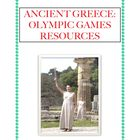 Ancient Greece: Olympic Games Resources