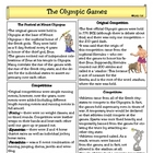 Ancient Greece:  Olympic Games