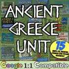 Ancient Greece Unit:  Geography, the Polis, Government, Al