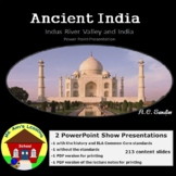 Ancient India & Indus River Teaching Unit PowerPoint Presentation