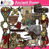 Ancient Rome Civilization Clipart - Social Studies, Gods,
