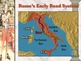 """Ancient Rome: Republic to Roman Empire"" Social Studies Po"