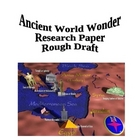 Ancient World Wonders Research Project