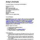 Andy's Animals