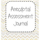 Anecdotal Assessment Journal