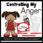 Anger Management Activity Pack-Savvy School Counselor