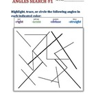 Angle Search #1
