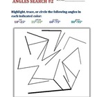 Angle Search #2