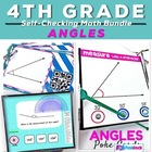 Angles Activity Bundle (CCSS 4.MD.C.5, 4.MD.C.6)
