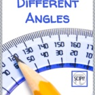 Angles: Geometry Hands-On Activities