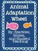 Animal Adaptation Wheel