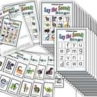 Animal Alphabet Bingo - FUNetic Farm Phonics for Early Literacy
