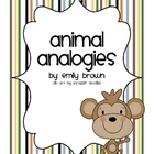 Animal Analogies Class Activity
