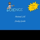 Animal Cell PowerPoint Study Guide