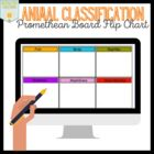 Animal Classification Flipchart          { Promethean Board }