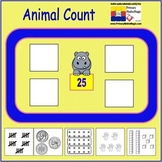 Animal Count:  Number Representations