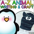 Animal Craftivities and Writing Prompts!
