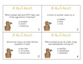 Animal Facts Task Cards