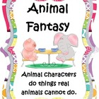 Animal Fantasy Anchor Chart