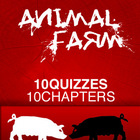 Animal Farm Bundle of 10 Chapter QUIZZES &amp; ANSWERS