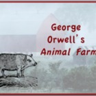 Animal Farm~ NEW navigation index and reproducible graphic