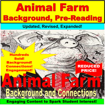 Animal Farm by George Orwell PowerPoint