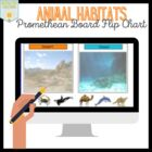 Animal Habitats                  { Promethean Board }