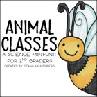 Animal Kingdoms {A 2nd Grade Science Mini-Unit}