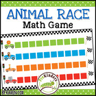 Animal Race Math Game