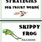Animal Reading Strategies (Eagle Eye)