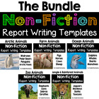 Animal Reports (BUNDLE PACK)- Informational Non-Fiction Re