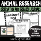 Animal Research: Panda Observation and Research Journal