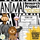 Animals & Organisms Research Project