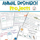 Animal Research Projects - Third Grade Common Core State S