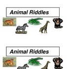 Animal Riddles