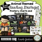 Reading Strategies Posters and More - Chalkboard